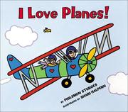 Cover of: I love planes!
