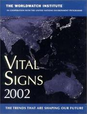 Cover of: Vital Signs 2002 |