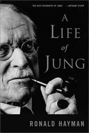 Cover of: A Life of Jung | Ronald Hayman