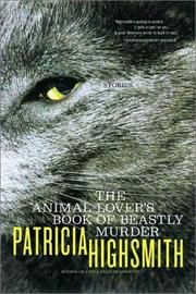 Cover of: The animal-lover's book of beastly murder