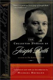 Cover of: The Collected Stories of Joseph Roth