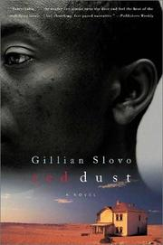 Cover of: Red Dust | Gillian Slovo