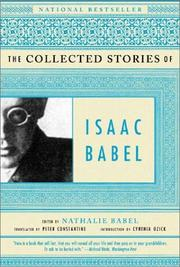 Cover of: The collected stories of Isaac Babel