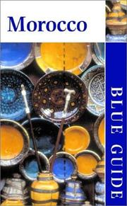 Cover of: Blue Guide Morocco, Fourth Edition (Blue Guides) | Jane Holliday