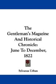 Cover of: The Gentleman