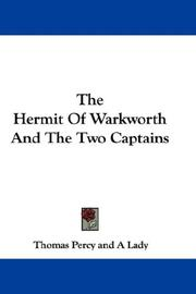 Cover of: The Hermit Of Warkworth And The Two Captains