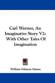 Cover of: Carl Werner, An Imaginative Story V2
