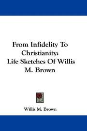 Cover of: From Infidelity To Christianity