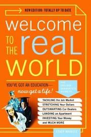 Cover of: Welcome to the real world