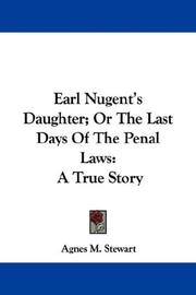 Cover of: Earl Nugent