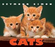 Cover of: Cats | Seymour Simon