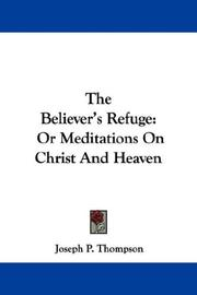 Cover of: The believer's refuge