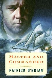 Cover of: Master and Commander (Movie Tie-In Edition) | Patrick O