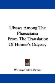 Cover of: Ulysses Among The Phaeacians: From The Translation Of Homer's Odyssey