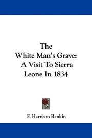 Cover of: The White Man
