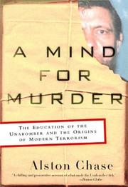 Cover of: A Mind for Murder