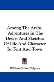 Cover of: Among The Arabs