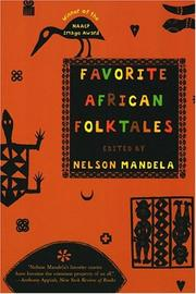Cover of: Favorite African Folktales