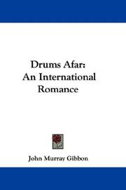 Cover of: Drums Afar | John Murray Gibbon