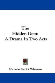 Cover of: The hidden gem