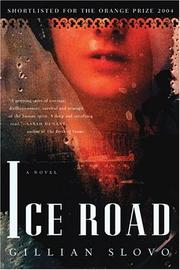 Cover of: The Ice Road