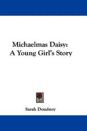 Cover of: Michaelmas Daisy