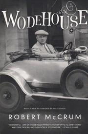 Cover of: Wodehouse | Robert McCrum