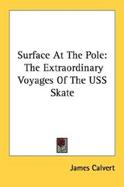 Cover of: Surface at the Pole