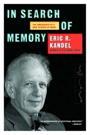 Cover of: In Search of Memory
