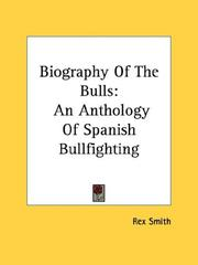 Cover of: Biography of the bulls