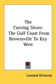 Cover of: The curving shore