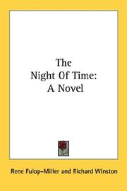 The Night Of Time