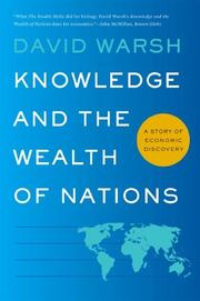 Knowledge and the Wealth