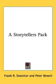 Cover of: A Storytellers Pack