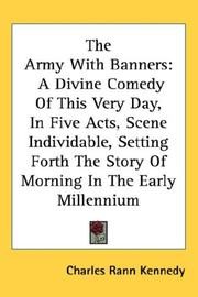 Cover of: The Army With Banners