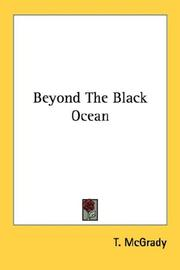 Cover of: Beyond The Black Ocean