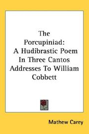 Cover of: The Porcupiniad