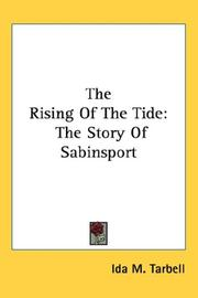 Cover of: The Rising Of The Tide