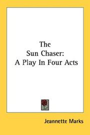 Cover of: The Sun Chaser