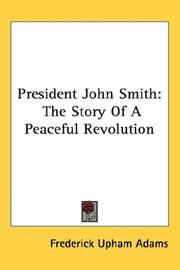 Cover of: President John Smith