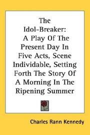 Cover of: The Idol-Breaker
