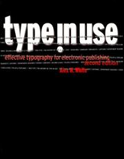 Cover of: Type in use