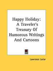 Cover of: Happy Holiday | Lawrence Lariar