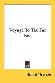 Cover of: Voyage To The Far East