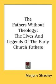 Cover of: The Fathers Without Theology