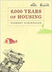 Cover of: 6,000 Years of Housing, Revised and Expanded Edition