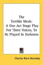 Cover of: The Terrible Meek