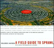 Cover of: A Field Guide to Sprawl | Dolores Hayden