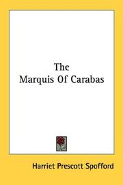 Cover of: The Marquis Of Carabas