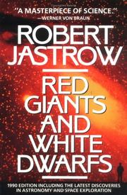 Cover of: Red Giants and White Dwarfs